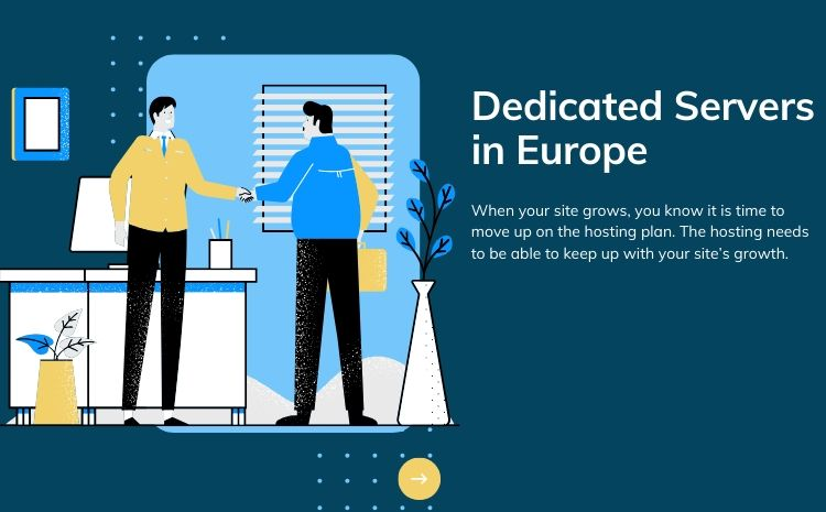 affordable dedicated servers in europe